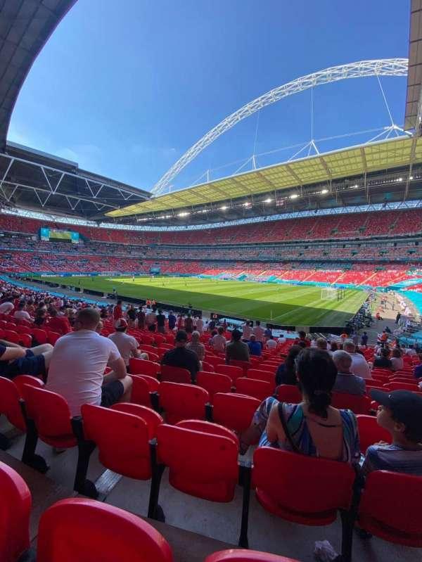 Wembley Stadium, section: 118, row: 29, seat: 180