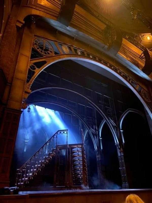Princess Theatre (Melbourne), section: Stalls, row: E, seat: 11