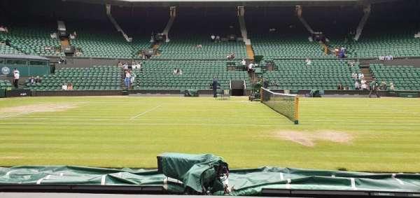 wimbledon, centre court, section: 112, row: D, seat: 43