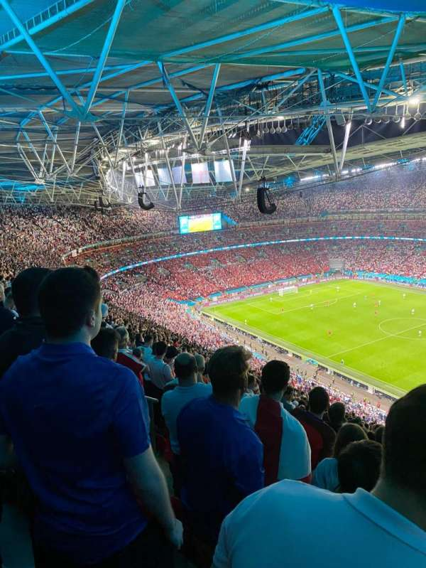 Wembley Stadium, section: 522, row: 36, seat: 251