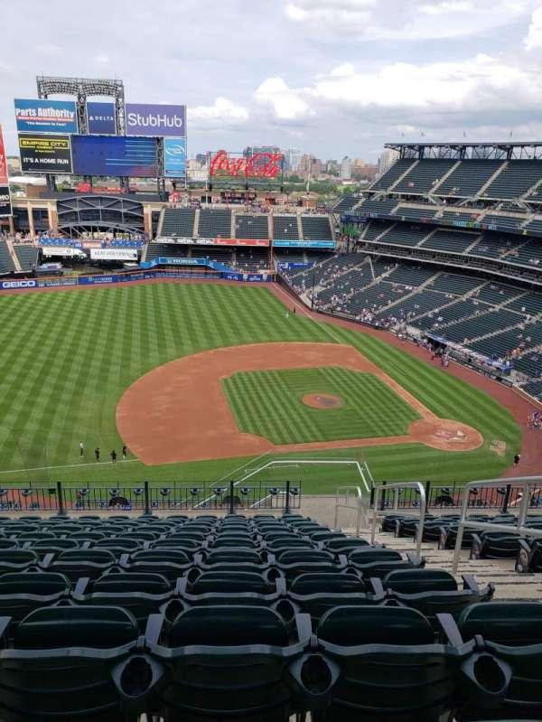 Citi Field, section: 522, row: 11, seat: 3
