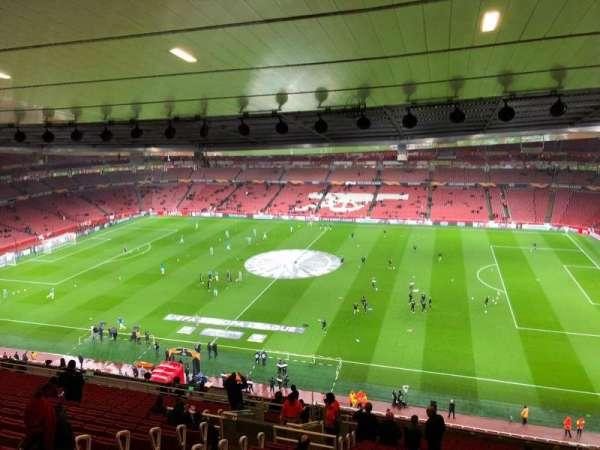Emirates Stadium, section: 133, row: 23