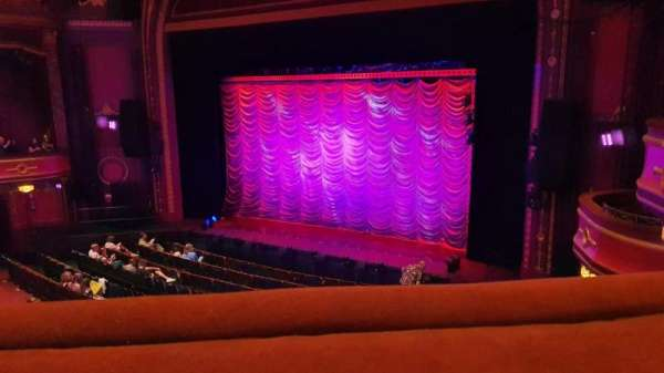 Mayflower Theatre, section: Circle, row: A, seat: 8