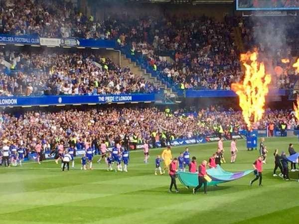 Stamford Bridge, section: MHL, row: U, seat: 39