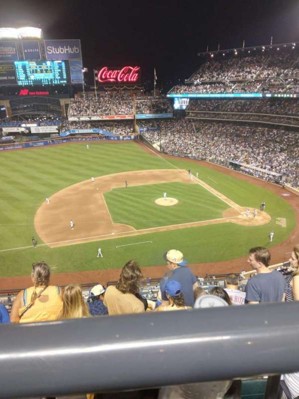 Citi Field, section: 422, row: WC, seat: 5