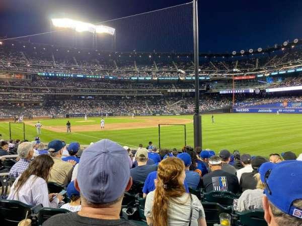 Citi Field, section: 107, row: 10, seat: 7