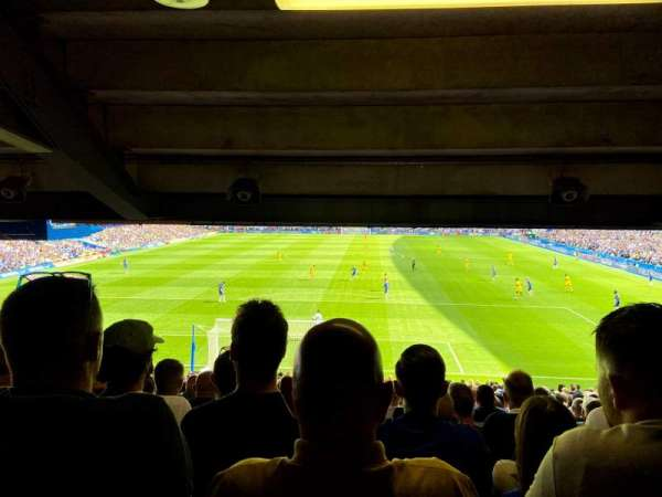 Stamford Bridge, section: Matthew Harding Lower 12, row: GG, seat: 70