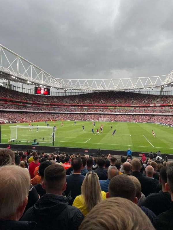 Emirates Stadium, section: 23, row: 20, seat: 31