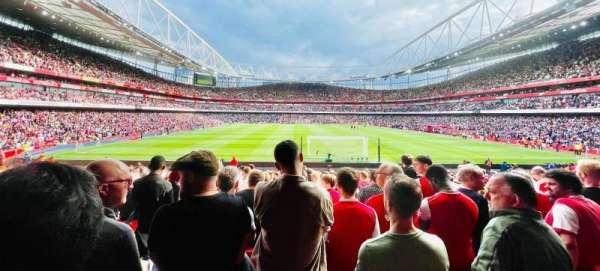 Emirates Stadium, section: 9, row: 24, seat: 259
