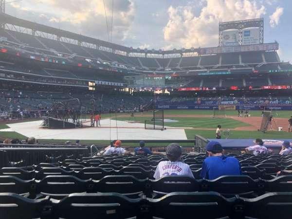 Citi Field, section: 14, row: 11, seat: 5