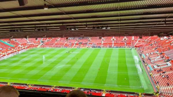 Old Trafford, section: N4408, row: 6, seat: 31