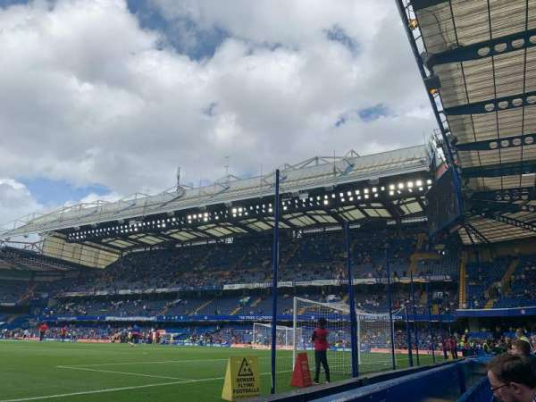 Stamford Bridge, section: Shed End Lower 5, row: 2, seat: 145