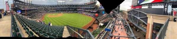 Citi Field, section: Pepsi porch