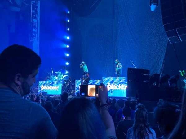 PNC Music Pavilion, section: 1, row: O, seat: 10