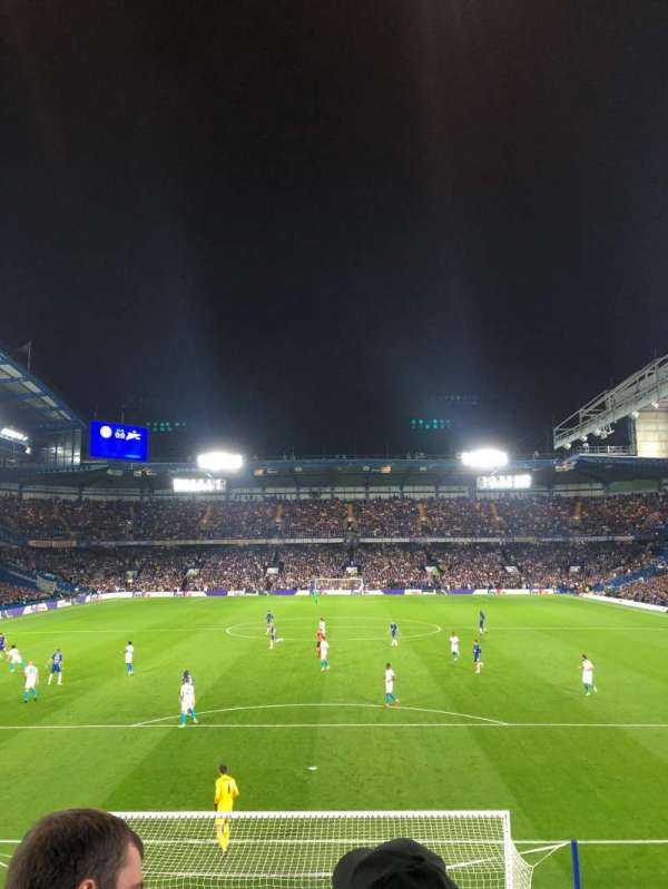 Stamford Bridge, section: Shed End Upper 4, row: 2, seat: 141