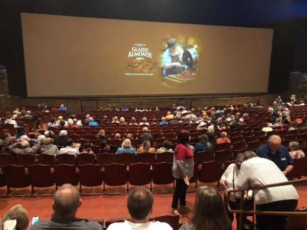 Sight & Sound Theater (Branson), section: 201, row: EE, seat: 29