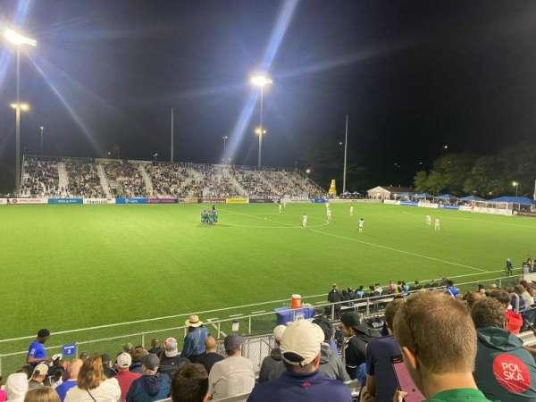 Dillon Stadium, section: 3, row: P, seat: 13