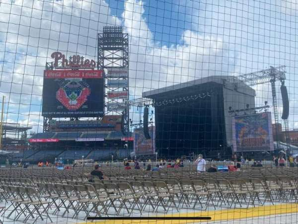 Citizens Bank Park, section: 112, row: 2, seat: 13