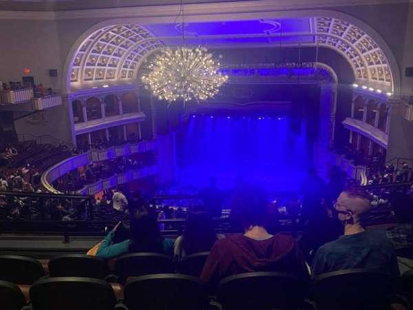 The Met Philadelphia, section: Mezzanine 2, row: E, seat: 7