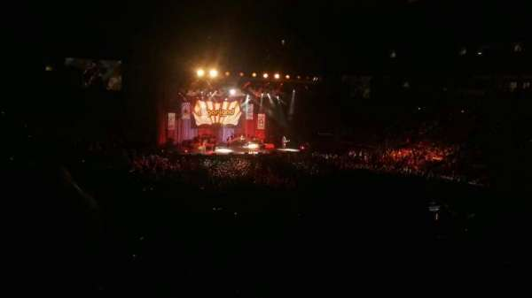 PNC Arena, section: 130, row: WW, seat: 1