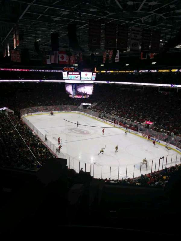 PNC Arena, section: 214, row: E, seat: 12