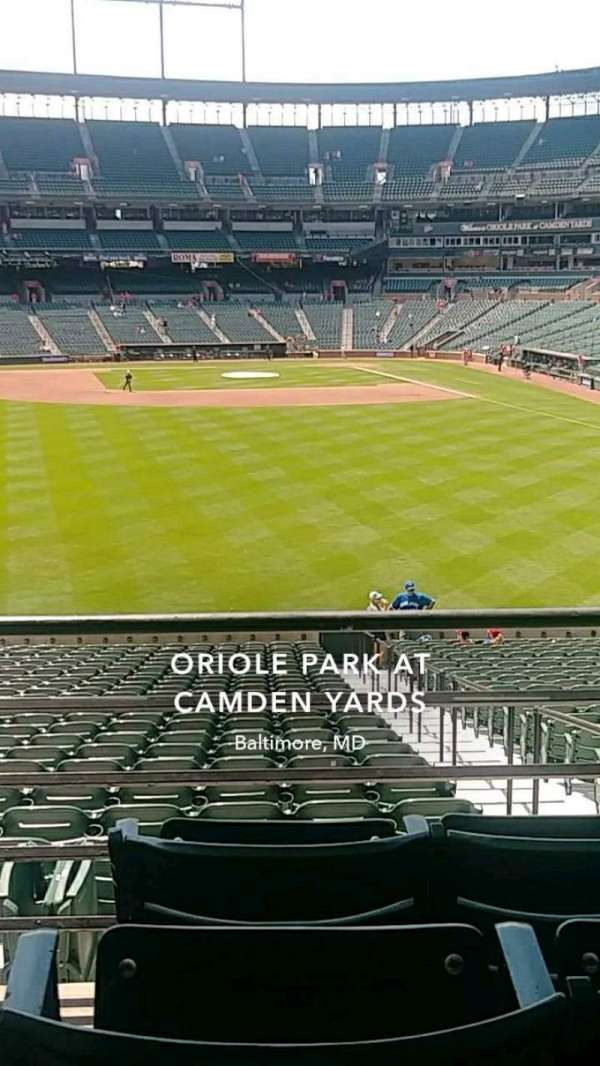 Oriole Park at Camden Yards, section: 83, row: 4, seat: 15