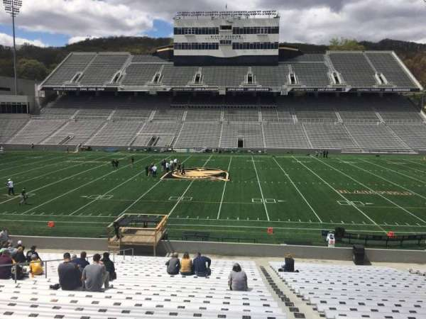 Michie Stadium, section: 28, row: CC, seat: 17