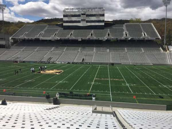 Michie Stadium, section: 27, row: CC, seat: 17
