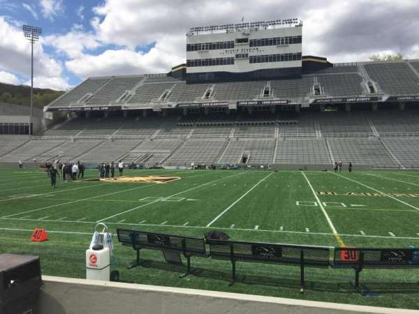 Michie Stadium, section: 27, row: C, seat: 27