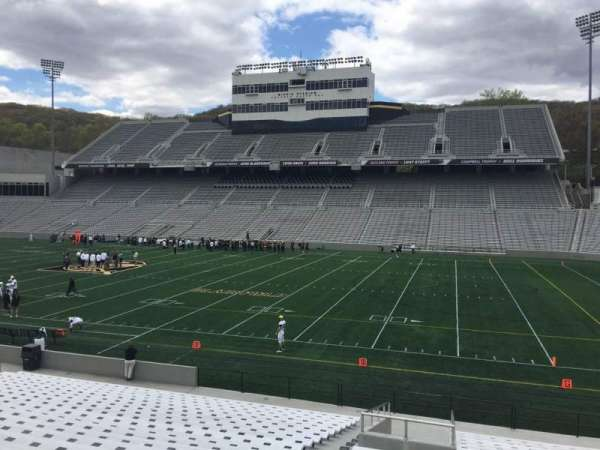 Michie Stadium, section: 26, row: X, seat: 11