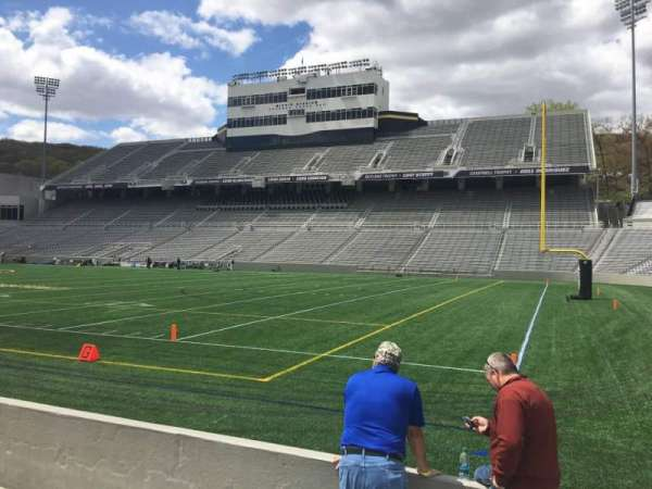 Michie Stadium, section: 25, row: C, seat: 11