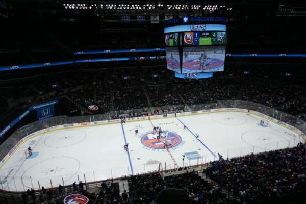 Barclays Center, section: 226, row: 2, seat: 8
