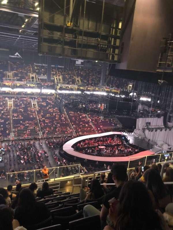 Talking Stick Resort Arena, section: 205, row: 14, seat: 5