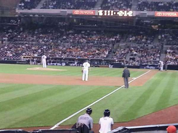 PETCO Park, section: 124, row: 16, seat: 6
