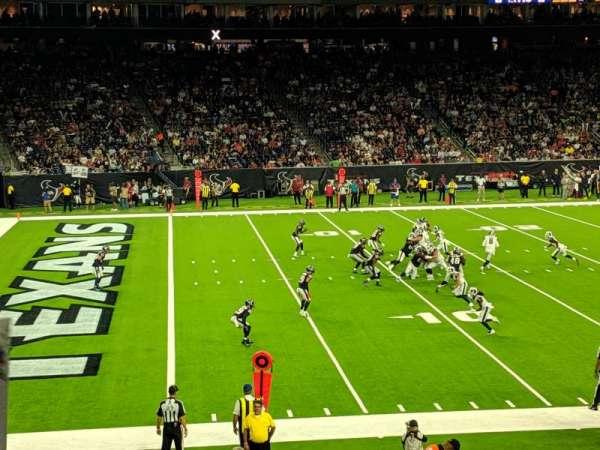 NRG Stadium, section: 130, row: X, seat: 19