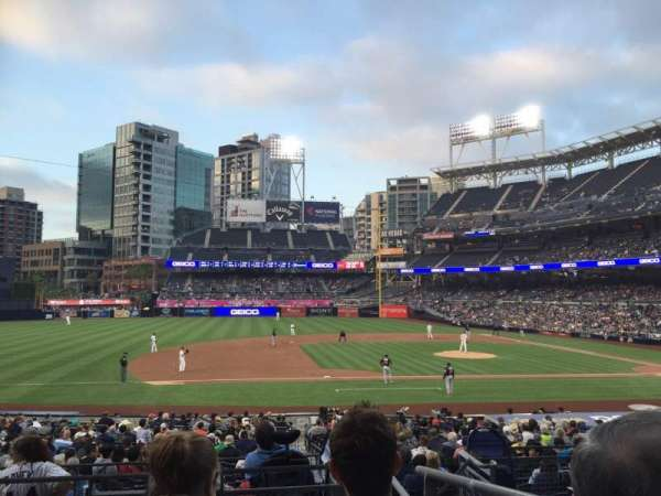 PETCO Park, section: 112, row: 29, seat: 2
