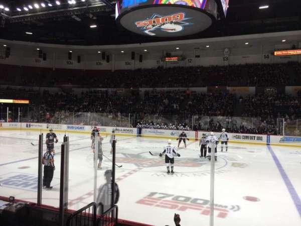 Pechanga Arena, section: LL24, row: 6, seat: 12