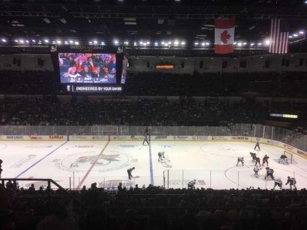 Pechanga Arena, section: T12, row: 6, seat: 12