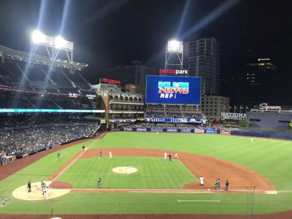 PETCO Park, section: 205, row: 6, seat: 12