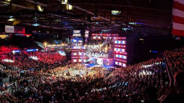 Allstate Arena, section: 213, row: O, seat: 46