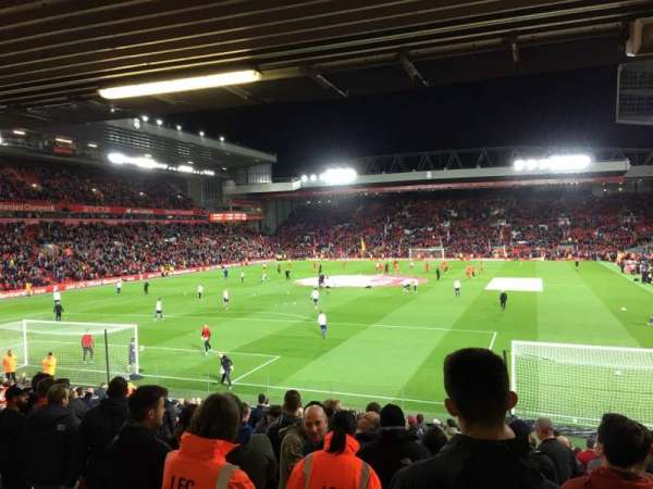 Anfield, section: 123, row: 27, seat: 0058