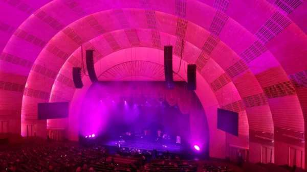 Radio City Music Hall, section: 2nd Mezzanine 2, row: D, seat: 203