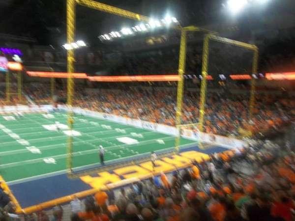 Spokane Arena, section: 120, row: T, seat: 14