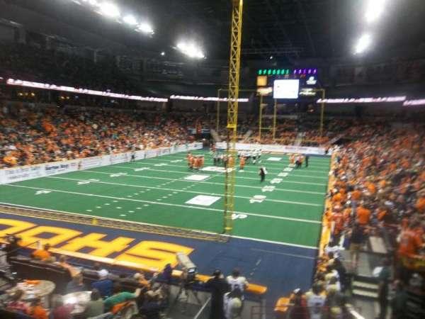 Spokane Arena, section: 123, row: T, seat: 4