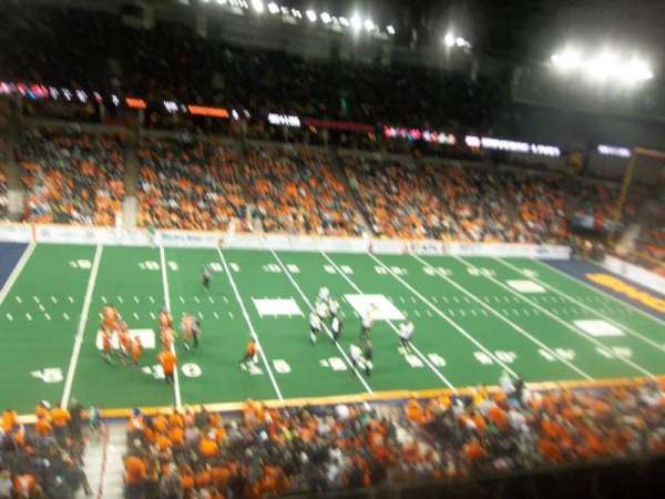 Spokane Arena, section: 202, row: L, seat: 18