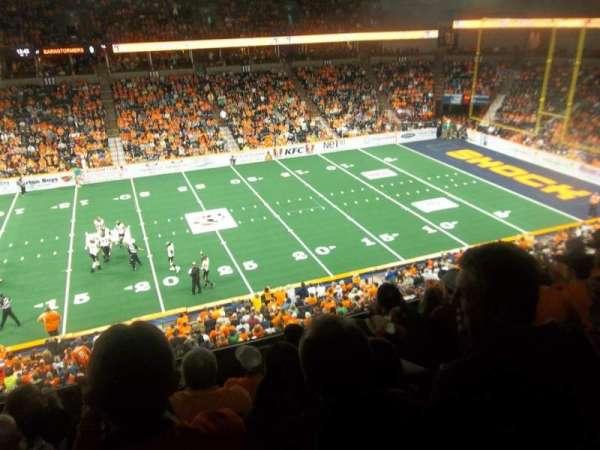 Spokane Arena, section: 203, row: K, seat: 11