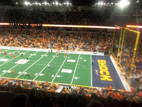 Spokane Arena, section: 206, row: M, seat: 6