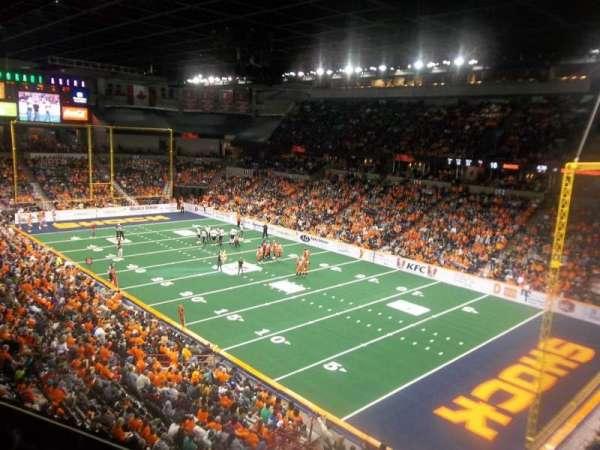 Spokane Arena, section: 220, row: L, seat: 23