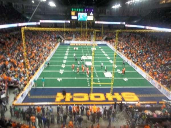Spokane Arena, section: 222, row: L, seat: 20