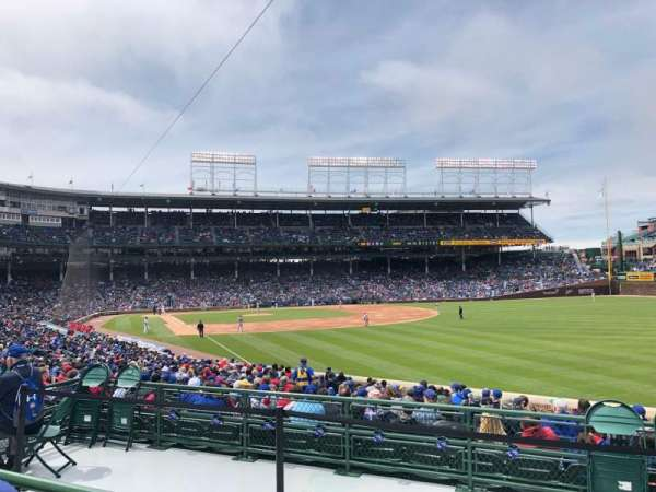 Wrigley Field, section: 232, row: 2, seat: 20